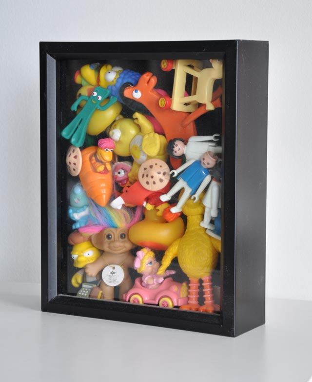 toy display shadow box