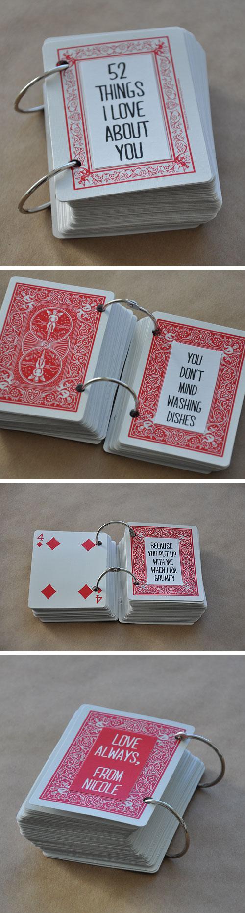 25 Handmade Gifts for Men : lovegift2012 from www.positivelysplendid.com size 500 x 1859 jpeg 212kB