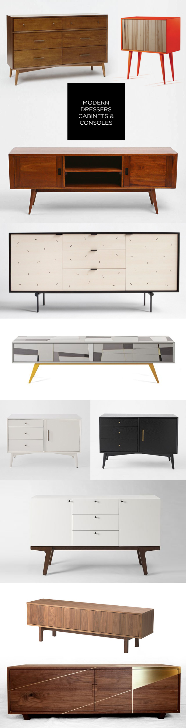 modern furniture inspiration