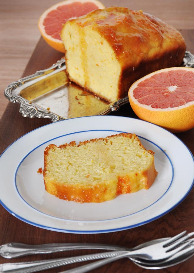 grapefruit loaf recipe