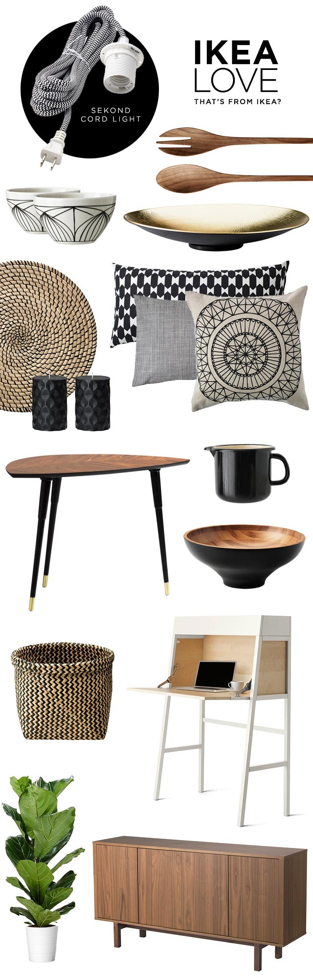 Ikea favorite products