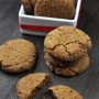 Recipe Adventure: Classic Ginger Snap Cookies