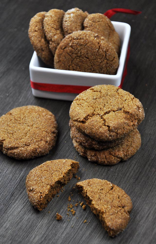 Classic Ginger Snap Cookie Recipe