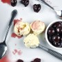 Recipe Adventure: Bourbon Soaked Cherries with Vanilla Ice Cream