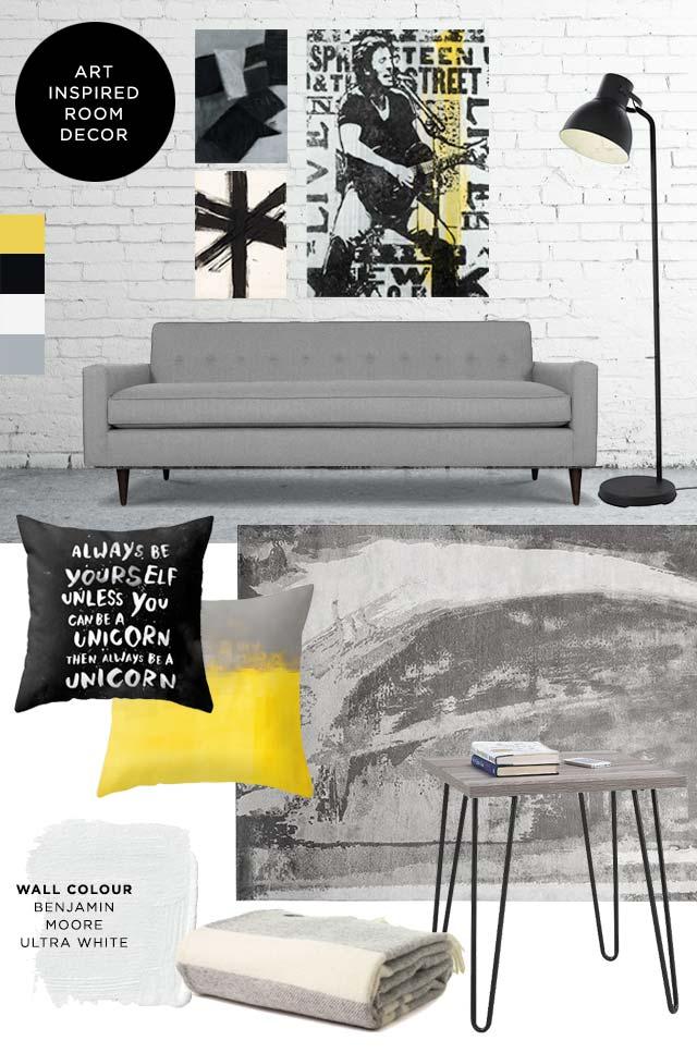 art inspiration room decor