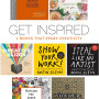 Gets Inspired: 7 Books That Spark Creativity
