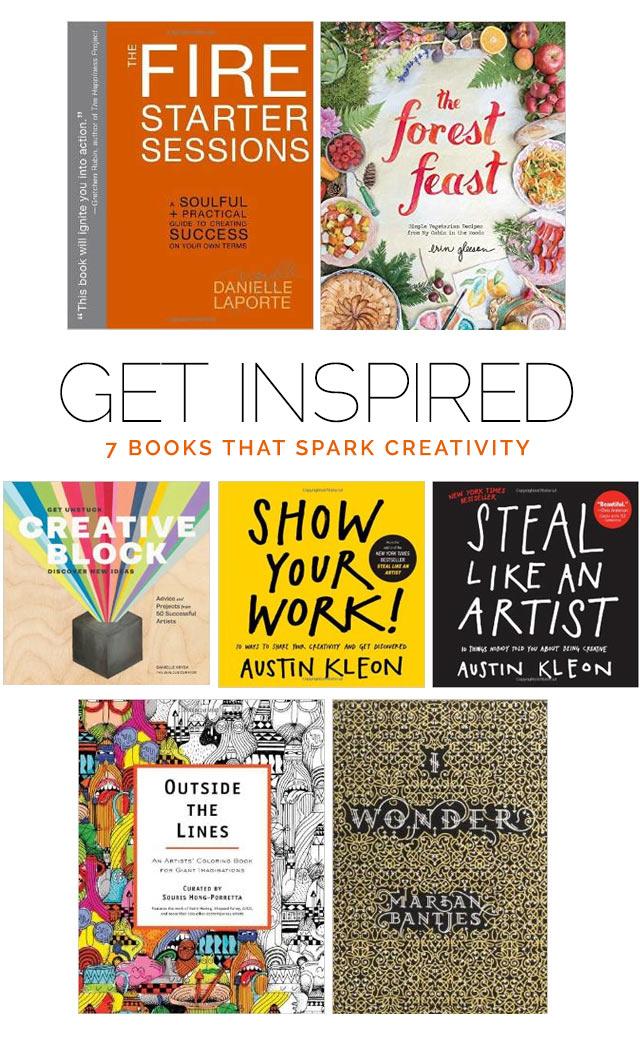 inspiring creative books for 2015