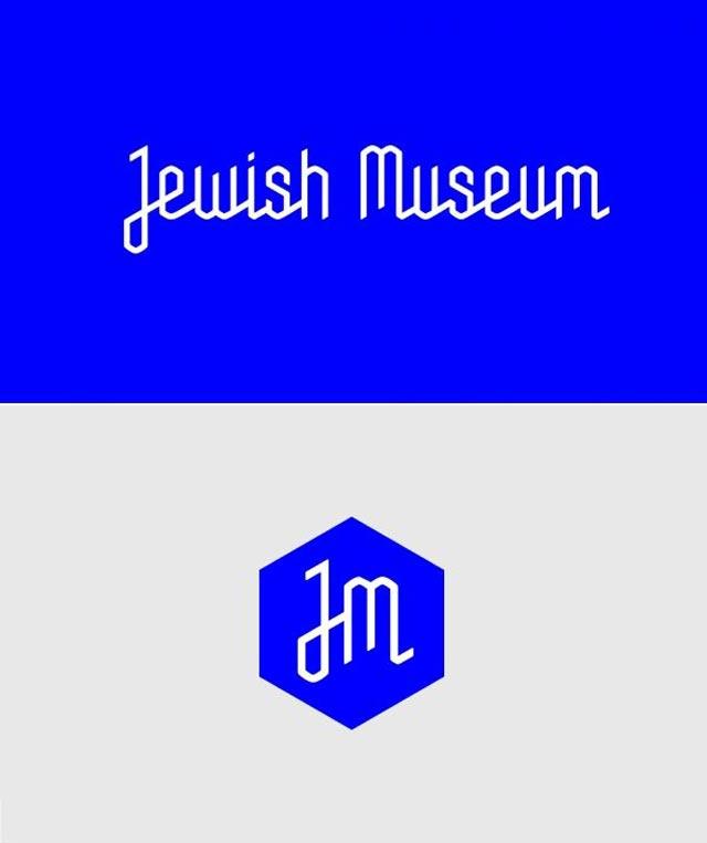 jewish museum logo design