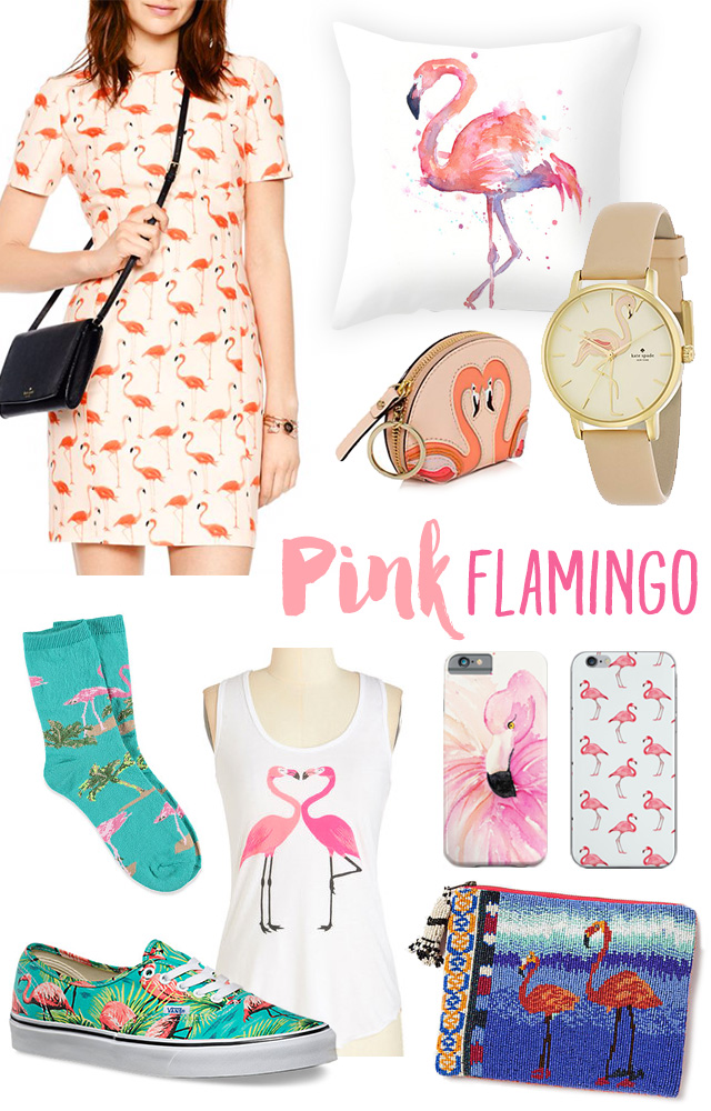 Pink Flamingo Fashion