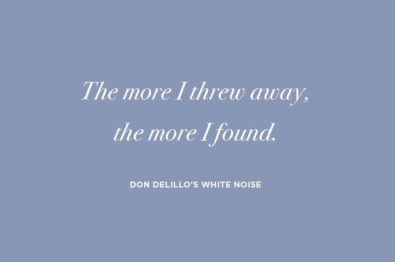 Don Delillo White Noise