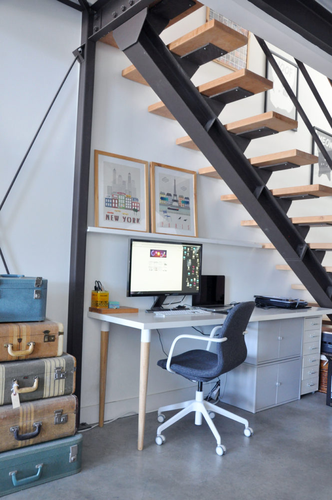 visualheart home office loft