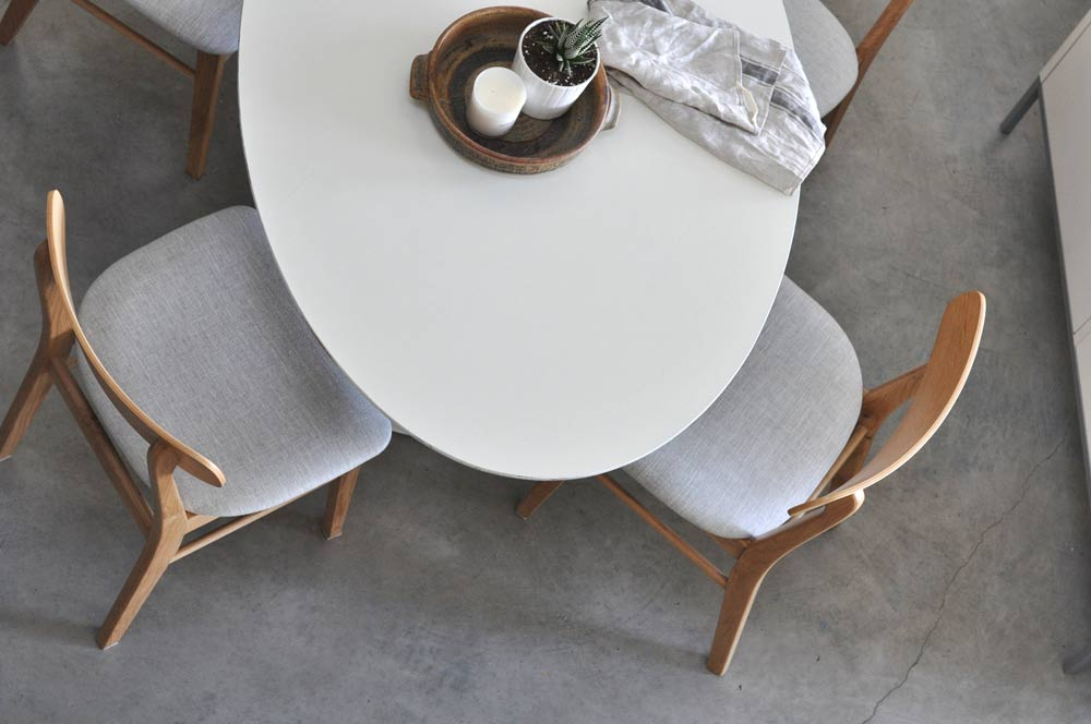 Article Ecole dining chair review by @visualheart