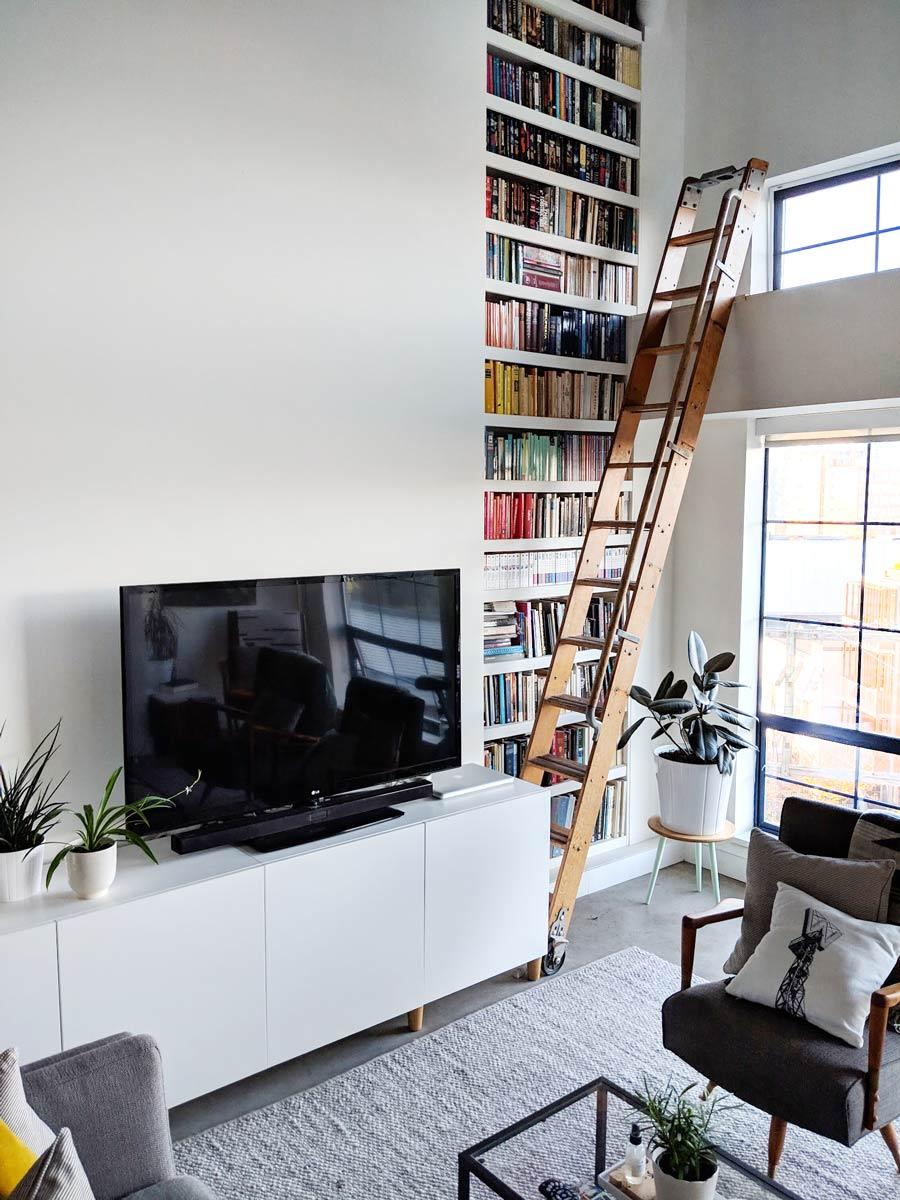 Modern Scandinavian Sideboard On A Budget Using IKEA Besta