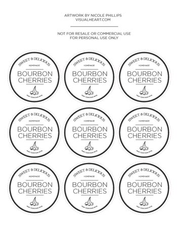 picture regarding Free Printable Canning Labels identified as canning labels