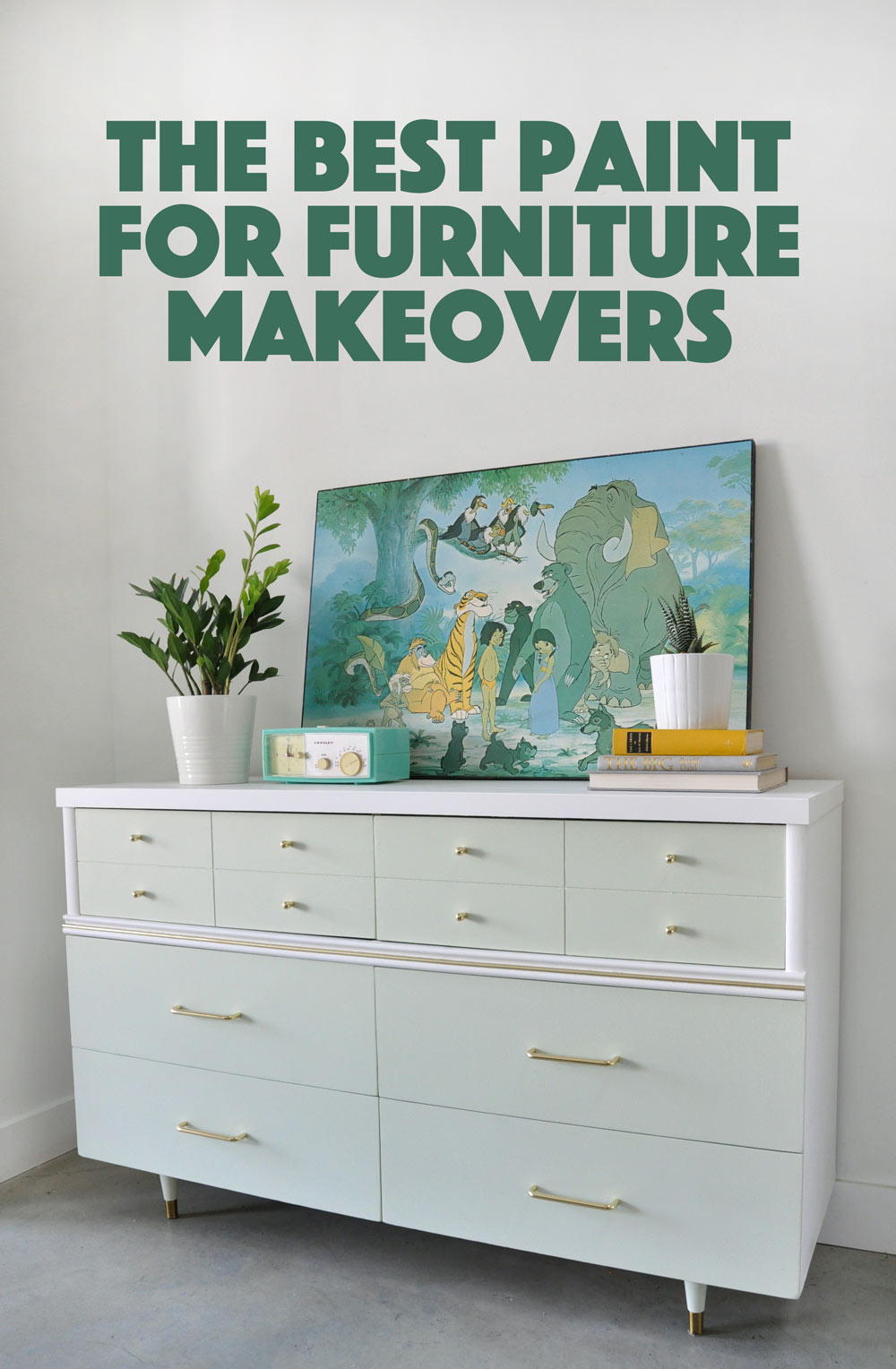 The Best Paint For Furniture Makeovers