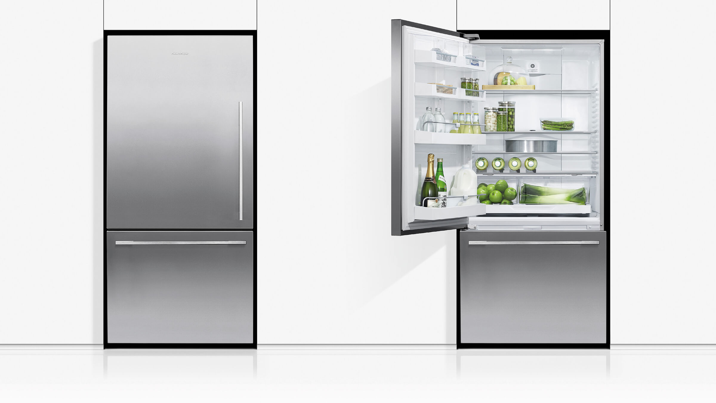 Fisher And Paykel Refrigerator Review Visual Heart